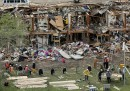 Esplosione Texas