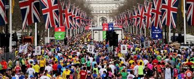 Le foto della maratona di Londra