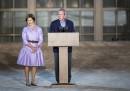 Inaugurazione Presidential Library George W. Bush