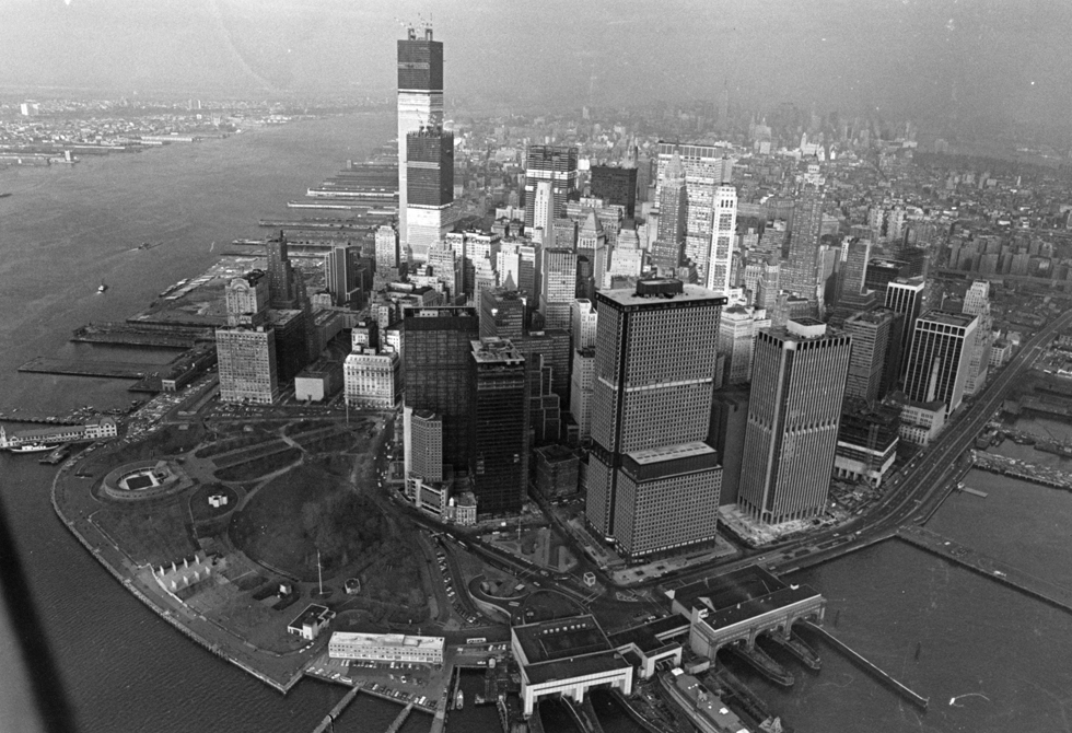 I 100 anni del woolworth building il post for Immagini grattacieli di new york