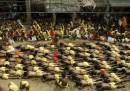 La dolorosa festa di Danda, in India