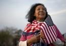 Manifestazione per la riforma dell'immigrazione a Washington