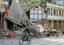 Le foto del terremoto in Cina
