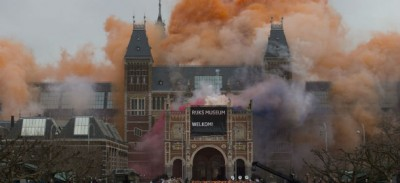Il Rijksmuseum, nuovo