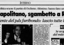 Napolitano contro Rodotà, nel 1992