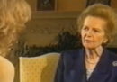 Margaret Thatcher non salta