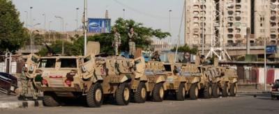 Le torture nell'ospedale militare egiziano