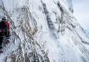 Alpinismo con chiodi o senza