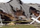 Dal Texas, dopo l'esplosione della fabbrica