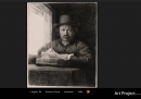 Autoritratto - Rembrandt Harmenszoon van Rijn