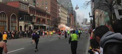 Le bombe a Boston