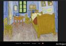 La camera di Vincent ad Arles - Vincent Van Gogh