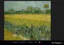 Campo di fiori - Vincent Van Gogh