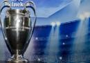 Le semifinali di Champions League