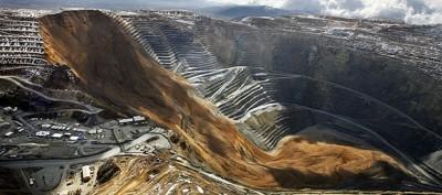 La colossale frana nello Utah