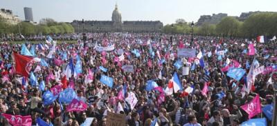 I matrimoni gay in Francia