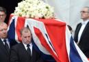 I funerali di Margaret Thatcher in streaming
