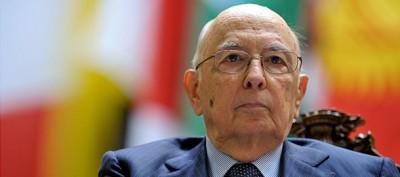 Napolitano è stato rieletto