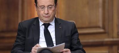 La crisi di Hollande
