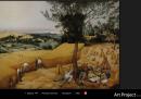 Mietitura - Bruegel il vecchio