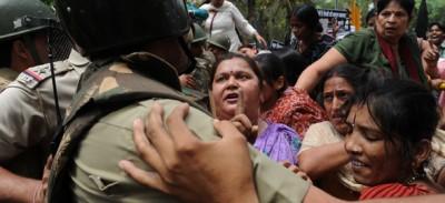 Il caso della bambina stuprata a Delhi
