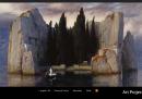 L'isola dei morti - Arnold Böcklin