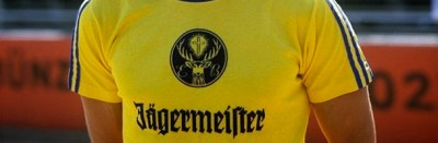 40 anni di sponsor sulle maglie da calcio