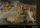 Nascita di Venere - Sandro Botticelli