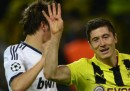 Borussia Dortmund-Real Madrid 4-1
