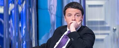 Renzi sul fallimento Prodi
