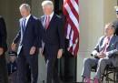 Cinque presidenti degli USA, insieme