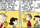 Peanuts 2013 aprile 4