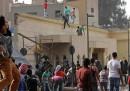 Le foto delle violenze al Cairo