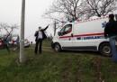 La strage in Serbia