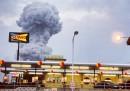L'esplosione in Texas