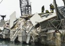 Incidente porto di Genova - Torre dei Piloti