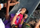La storia della donna ritrovata a Dacca