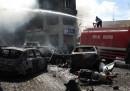 Le bombe esplose in Turchia