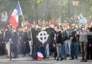 Manifestazione Parigi