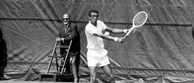 Il tennis di Ashe e quello di Graebner