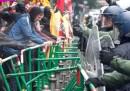 Le foto di Blockupy a Francoforte