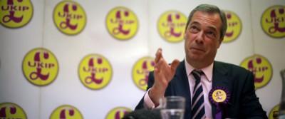 Il successo dell'UKIP