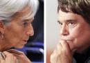 Il caso Lagarde-Tapie
