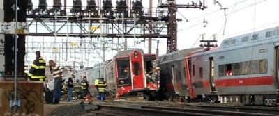 L'incidente ferroviario in Connecticut