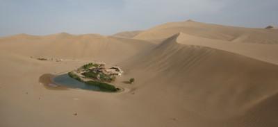 L'oasi di Dunhuang