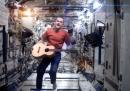 Il primo video musicale girato nello spazio
