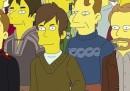 I Sigur Ros ospiti dei Simpson