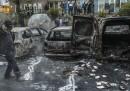 Un'altra notte di rivolte a Stoccolma
