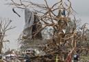 Le foto dei tornado in Texas