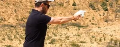 Stamparsi un'arma è illegale?